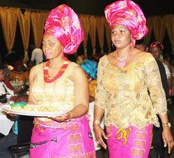 Ada Dollars and Jen. Nkeiru Onyia