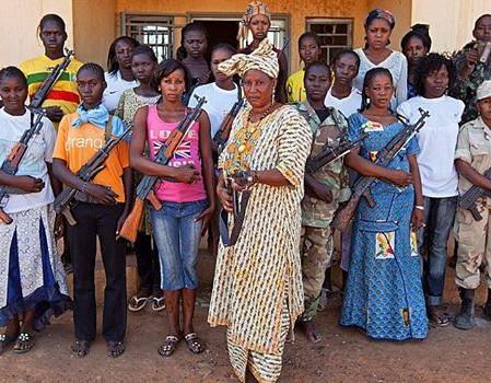 Local Women Of Borno Keeps Boko Haram Away