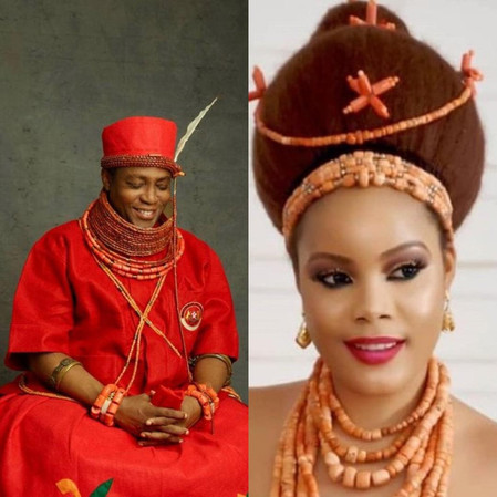 5th Wife of Oba of Benin Gives Birth to Quadruplets