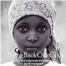 #Bring Back Our Girls - Prayers for the abducted Chibok girls