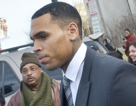 Chris Brown Set Free From Jail