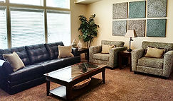 Large comfortable living room