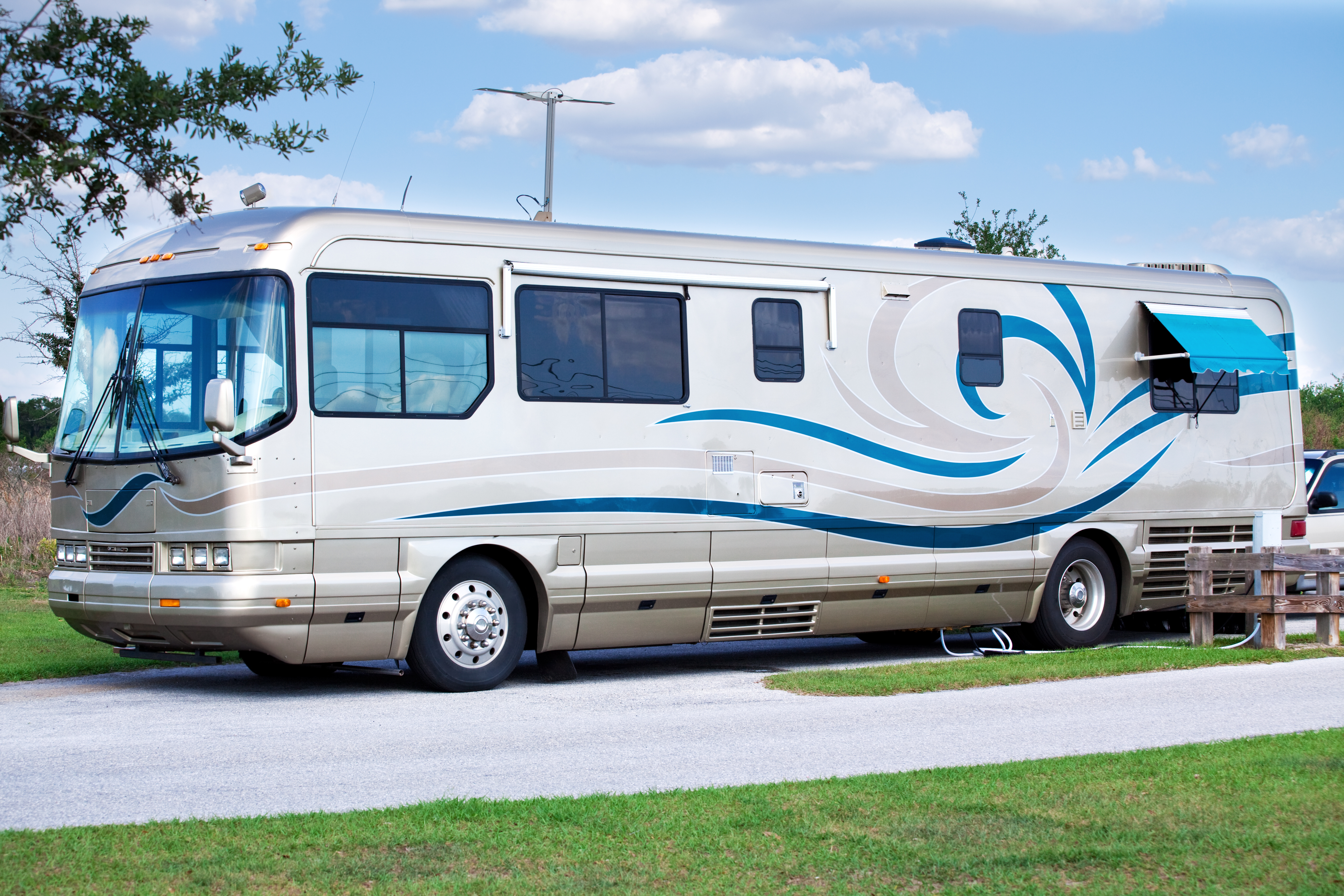 Extended-stay RV parking