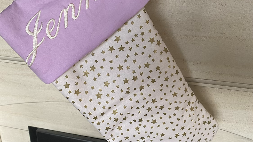 Bespoke Personalised Christmas Stockings