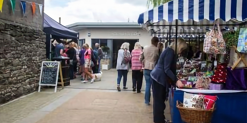 Hatherells Yard Market 17th July