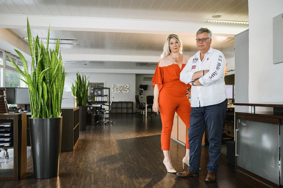 Daniela und Jörg Bordan