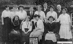 1916_graduating_class_p.s.17january