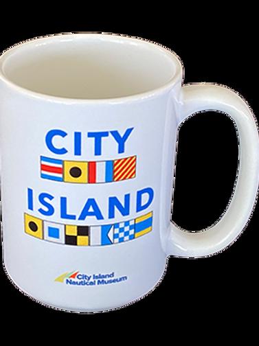 City Island 15 oz. Mug