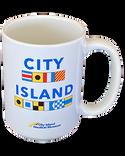 City Island Flag Mug -15 oz.