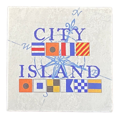 Coaster-City island Theme