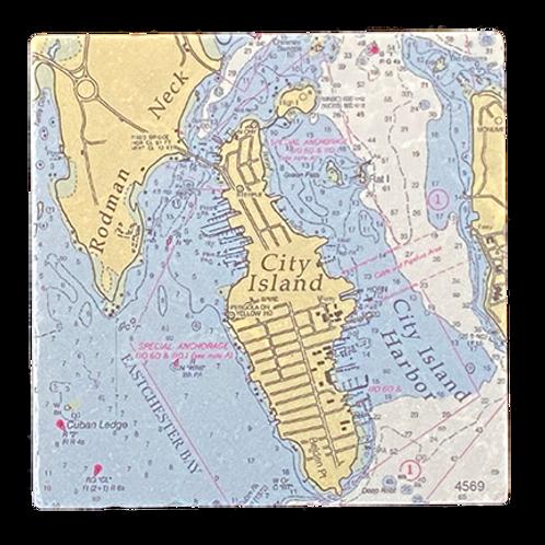 Coaster - City island Map