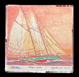 "Marble Magic Coaster – 4""Square"