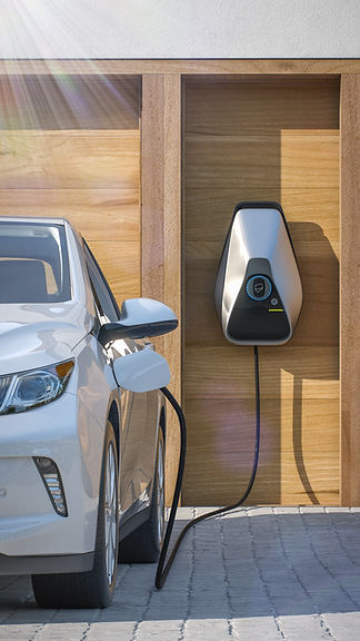 electric vehicle of the future using electric charging