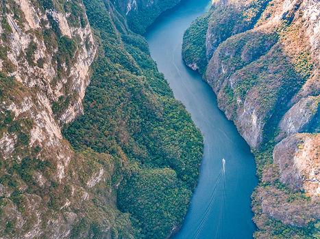 Chiapas Canon Sumidero - Rubi Martinez -