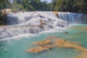 Chiapas Cascadas Agua Azul - Carlos Alca