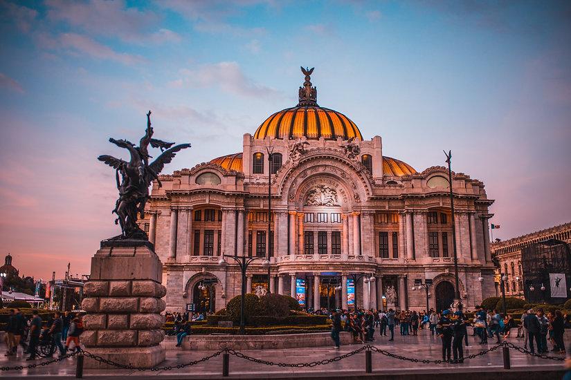 Ciudad de Mexico - Rafael Guajardo - Pex