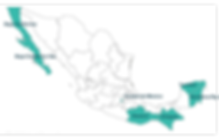 Caribou destinations
