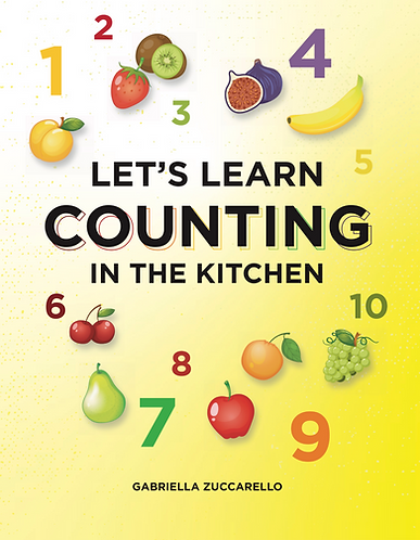 Let's Learn Counting in the Kitchen