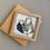 Thumbnail: Portrait with Floral Bouquet Pop-up Frame