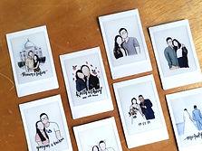 Portrait polaroid films