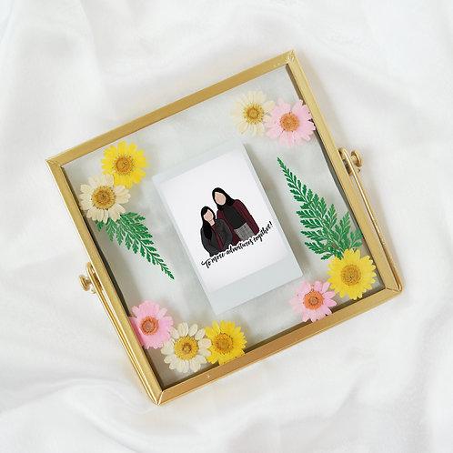 Pressed Flower Frame Kit by Rosebel.co