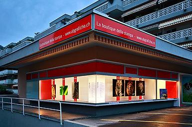 Studio grafico e stampa Ascona