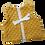 Thumbnail: Veston bébé réversible / Jaune moutarde