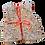 Thumbnail: Veston bébé réversible / Corail fleurs