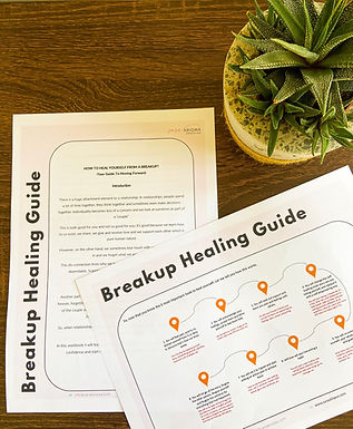 How To Heal From A Breakup | Your Guide For Moving Forward