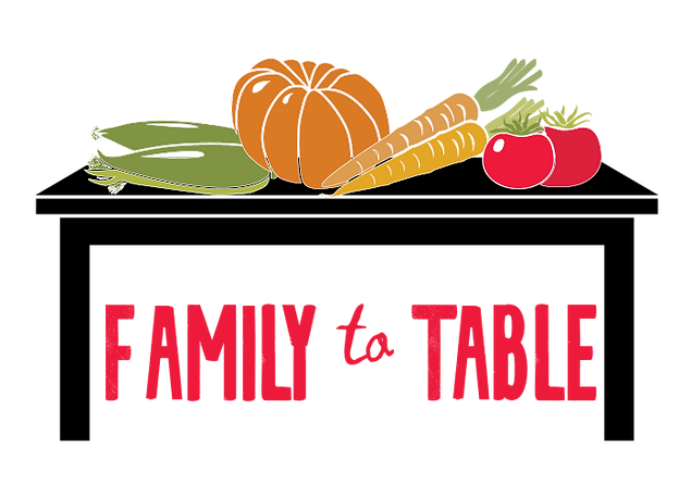 Family to Table logo