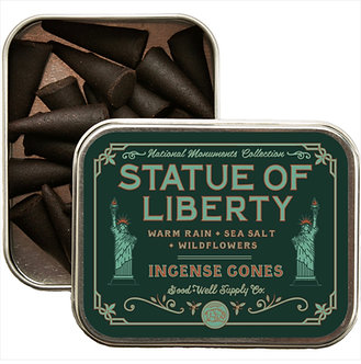 National Monuments Collections Incense Cones