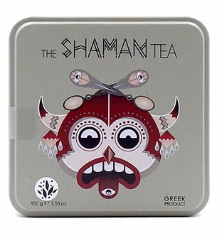 Sparoza - The Shaman Tea - Handcrafted Loose Leaf in a Tin