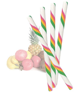 Old Fashioned Tropical Fruit Candy Stix