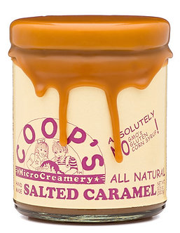 Coop's Microcreamery Salted Caramel