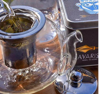 Sparoza - The Avaris Tea - Handcrafted Loose Leaf in a Tin