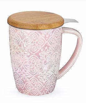 Bailey Marrakesh Ceramic Tea Mug & Infuser
