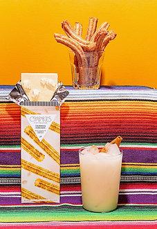 Churros & Horchata Chocolate Bar