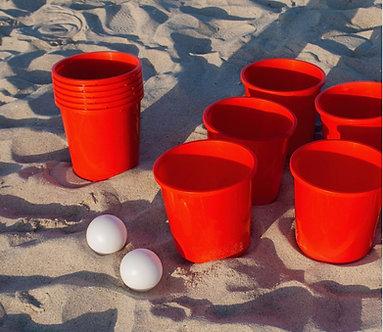 Giant Yard Beach Pong