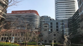 上海(ラッフルズショッピングモール)