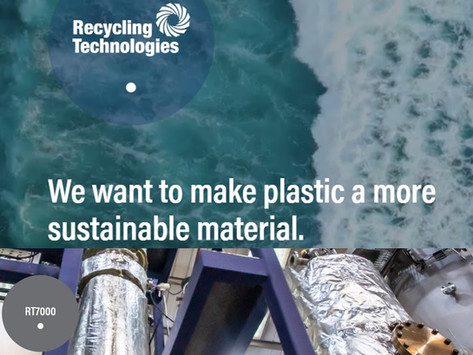 Case Study: Recycling Technologies