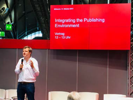 From Health to the Publishing Industry: Integrating the Publishing Environment (IPE)
