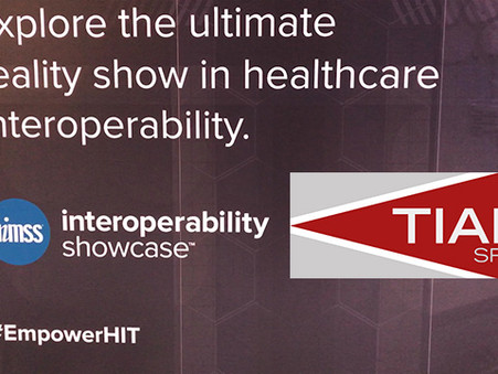 Video Tiani Spirit at HIMSS US Orlando 2017
