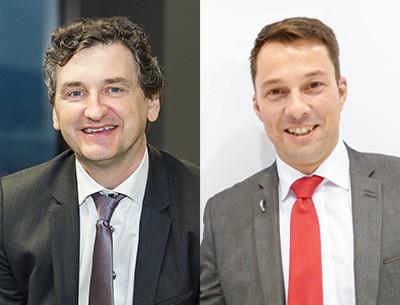 Expertengespräch elektronische Patientenakte/ Martin Rüfenacht und Martin Tiani