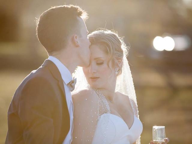 summer wedding, almonte