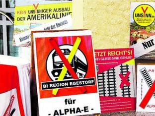 Protestveranstaltung Evendorf 23.04.2019
