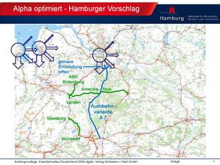 Fazit zur 7. Sitzung des Dialogforum Schiene Nord und Aufruf!