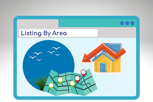 Listing Page by Area