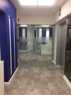Oficina remodelada Nipro