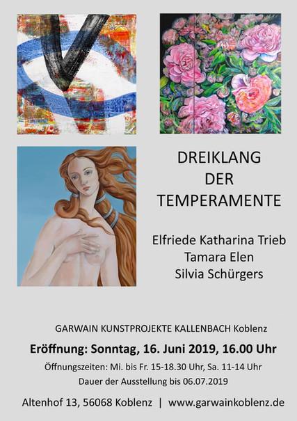 Art Exhibition in June 2019