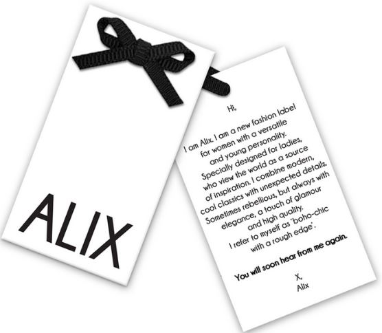 Alix theLabel